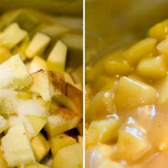 Homemade McDonald's Apple Pie - Yummy Workshop Mcdonalds Apple Pie, Apple Filling, Cinnamon Apples, Cooking Tips, Macaroni And Cheese, A Food, Food Processor Recipes, Vegetarian, Homemade