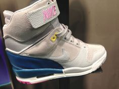 "Nike WMNS Revolution Sky Hi  'Abyss/Grey"" Limited Edition (NEW)"
