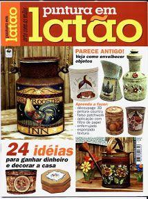 Pintura em Latao - Maria Hernández - Picasa Web Albums