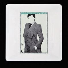 The suit featured on the stamp was originally designed for Ringo Starr and has been recreated especially for the photo shoot. This unique brooch would look great pinned to any outfit. Great British, British Style, British Fashion, Ringo Starr, Postage Stamps, Brooches, Photo Shoot, Your Style, Suit