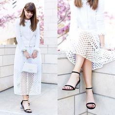 NEW #OUTFIT BY @margoandme #howtochic #ootd #outfit
