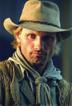 The way I see Bern Stidham. Viggo Mortensen, of course, but look at those eyes ...