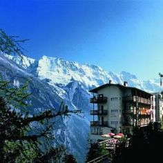 Hotel Alpina, Mürren, Switzerland - Booking.com