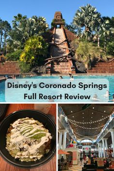 Full Resort Review of Disney's Coronado Springs Resort - Food, Fun, and Rooms. Find out if this is the place for your next Walt Disney World. Vacation.