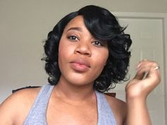 Short and Sassy/ Outre Lexy Wig Review