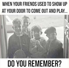Welcome to the Memory Lane Gallery! Take a trip down memory lane with these wonderful images that will bring you back to your childhood days and have you My Childhood Memories, Great Memories, 90s Childhood, Childhood Quotes, 80s Kids, I Remember When, Thats The Way, Travel Memories, Humor