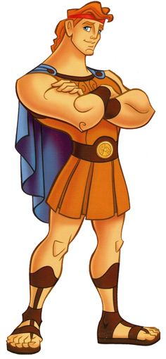 Day 5: My favorite Disney hero is Hercules. Hercules (character) - Disney Wiki - Wikia