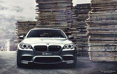 BMW M5 F10 (by Fernandez-World)