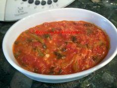 Recopilatorio de recetas : Verduras y hortalizas