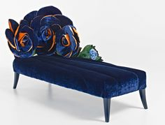 Surreal furniture from Sicis Distribué par Championnet Carrelages Unusual Furniture, Deco Furniture, Bedroom Furniture Sets, Funky Furniture, Furniture Styles, Home Decor Furniture, Furniture Design, Mosaic Furniture, Bedroom Sets