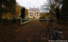 Kasteel Den Bramel auf der #Achtkastelenroute #niederlande #holland #achterhoek #gelderland #schloss #fahrrad