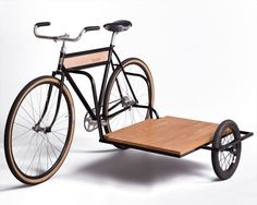 Horse side car bicycle