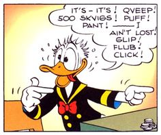 """flub! click! 