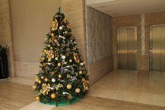 Condomínio La Grande Roche. Montagem e Desmontagem de árvore de Natal. http://www.clausprime.com.br