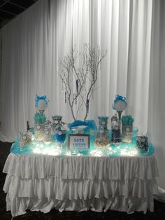 candy table ideas for weddings Wedding Candy Bar Inspired by