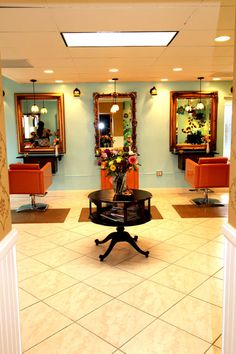 very cute salon