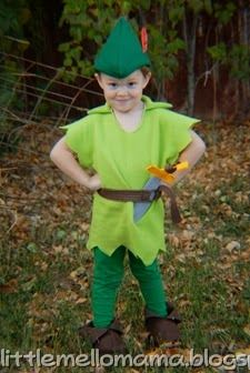 Last year my kids decided that they wanted to be Tinkerbell and Peter Pan. Peter Pan costume  sc 1 st  Pinterest & Super Simple Peter Pan Costume For Under $5 | Peter pan costumes ...