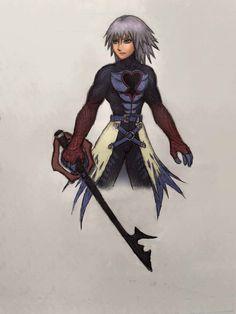 Dark Riku by Keyblades-chosen-one