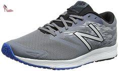 490v4, Chaussures de Running Entrainement Homme, Gris (Grey), 45 EUNew Balance