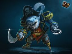 Cursed Pirates on Behance