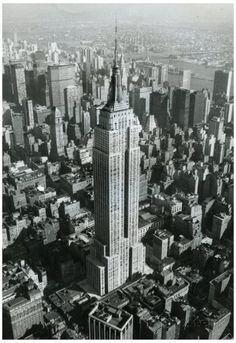 Empire State Building New York City Archival Photo Poster Print Photo at AllPosters.com
