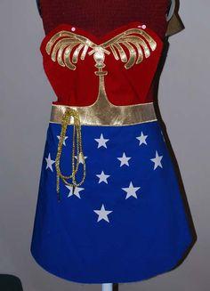 wonder women apron - Bing Images
