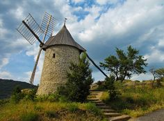 french wind mill - Google Search