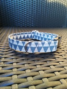 Adjustable dog collar or wide Dog Collars, Louis Vuitton Damier, Trending Outfits, Unique Jewelry, Handmade Gifts, Dogs, Pattern, Etsy, Vintage