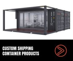 Pre-designed Shipping Container Products