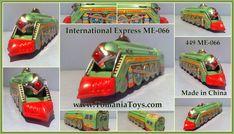 TOMS TECH TOYS: TRAINS LOCOMOTIVES Tech Toys, Locomotive, Tin, How To Make, Pewter, Locs