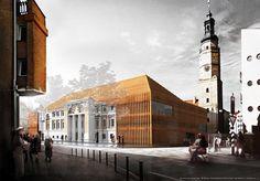 Projekt 3 - hale sportowe, sale sportowe, boiska, hale przemysłowe, architektura - AKTUALNOŚCI