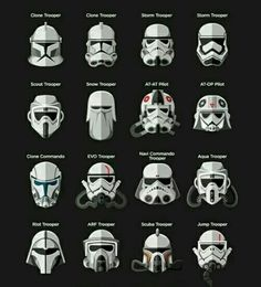 All-Time Troopers