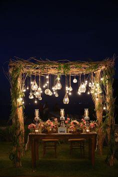 Bali Wedding, Forest Wedding, Rustic Wedding, Wedding Ceremony, Our Wedding, Dream Wedding, Outdoor Night Wedding, Reception, Wedding Ceiling