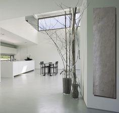 Designer-Heizkörper in Steinoptik - Natural Slice Stone von Cosy Art