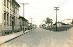 1940 - Rua Turiassú, bairro de Perdizes.