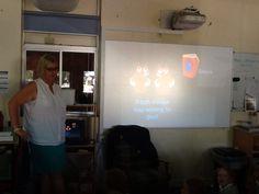 Mrs Fitzgerald talking to Year 4 about kidney disease Dialysis, Stop Working, Kidney Disease
