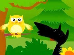O Cucu na Floresta   Jardim de Infância Vol. 2