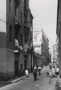 LA CRIOLLA (1925-1938) Barcelona, Catalunya. Espanya.