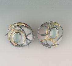 Janis Kerman - Jewelry Gallery - Jewelry Gallery - Ganoksin Orchid