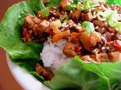 Hoisin Chicken Rice Bowls | Mel's Kitchen Cafe