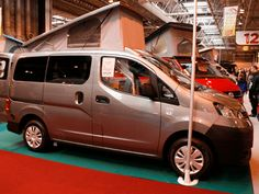 The Dalbury Nissan camper Caravans, Camper Van, Motorhome, Nissan, Recreational Vehicles, Rv, Mobile Home Insurance, Travel Trailers, Camper