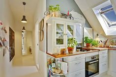 Ejemplo de vivienda sencilla y luminosa. | Decorar tu casa es facilisimo.com
