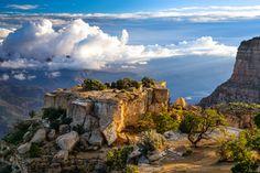 Grand Canyon – Summer Monsoon   Adam Schallau