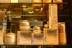 Produtos Shiseido na Visage Perfumaria