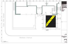 Whitney Studio,Plan