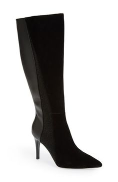 3105e323e5d Adrianna Papell  Portia  Pointy Toe Boot (Women) available at  Nordstrom  Adrianna