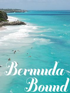 Bermuda Bound!