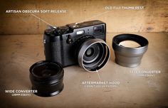 FIRST LOOK at the new Fuji X100T