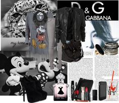 """Mickey mouse"" by dei-zoza ❤ liked on Polyvore"