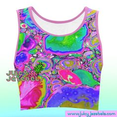 56bf4b806c FUNKY FLUX Music Festival Clothing Rave Outfit Festival Crop Top Rave Top  Ibiza Style Hippie Clothes Rave Wear Rave Clothing Rave Party